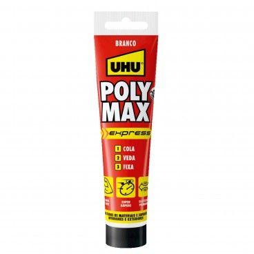Cola e Veda UHU Poly Max Express 165g