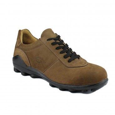 Sapato de Segurança Lavoro Team Brown