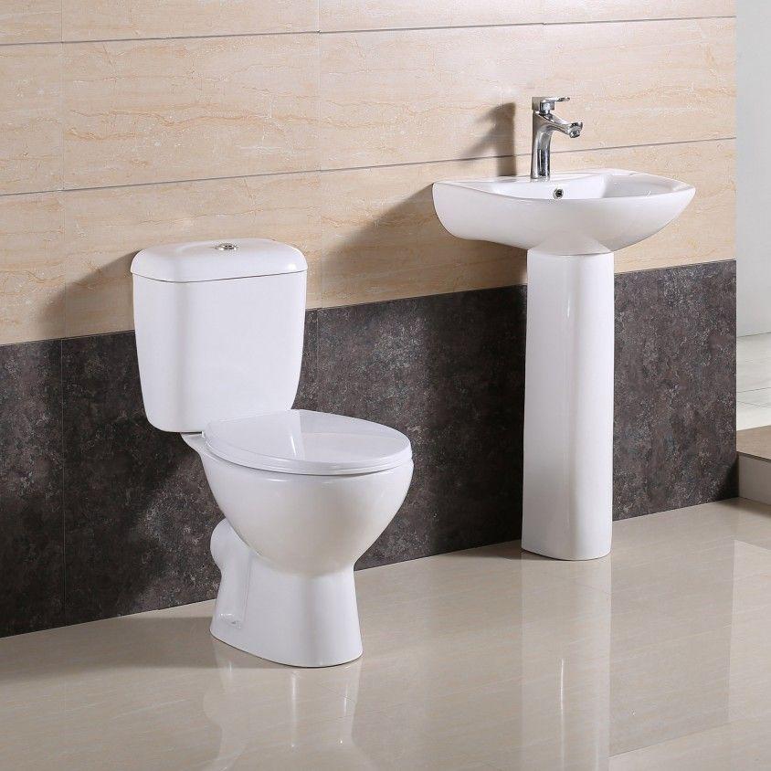 Sanita Compacta First com Tanque e Tampo