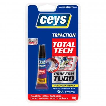 Cola e Veda Ceys Tri-Action 10g