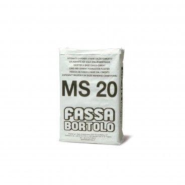 Fassa Bortolo MS 20 Reboco Interior 25kg