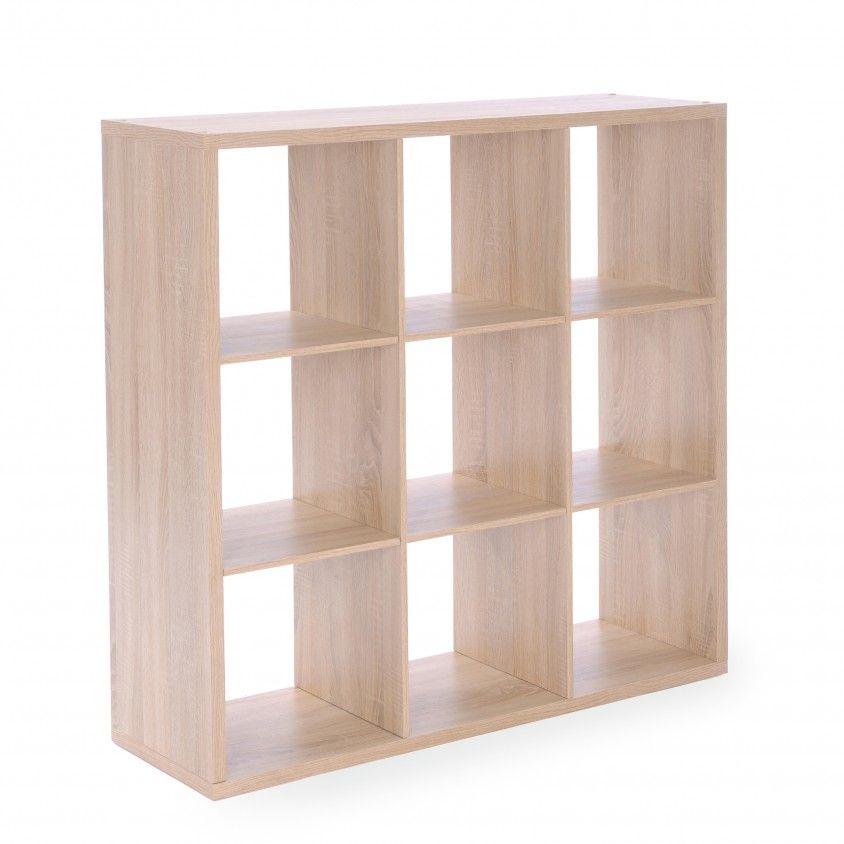 Estante Maxi 9 Cubos