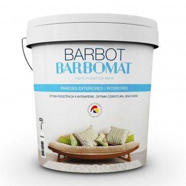 Tinta Plástica Barbomat