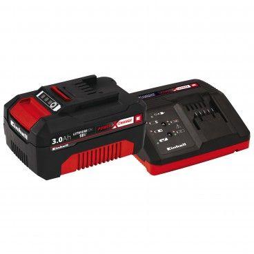 Starter Kit Einhell Power-X-Change 18V 3,0Ah