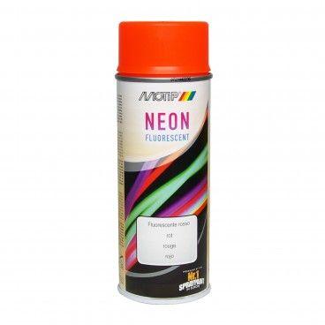 Spray Fluorescente Motip 400ml