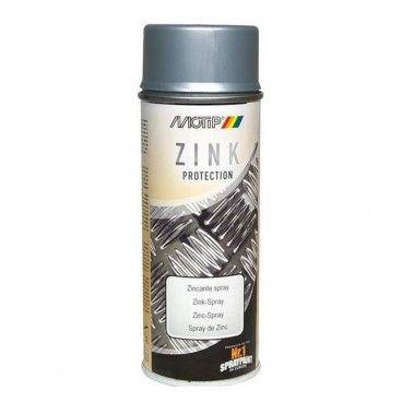 Spray Zinco-Alumínio Motip 400ml