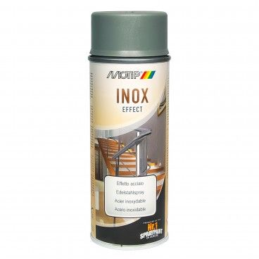 Spray Efeito Inox Motip 400ml