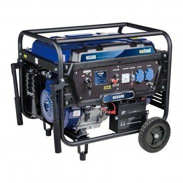 Gerador a Gasolina 5500W Nutool NG5500