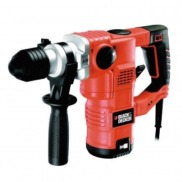 Martelo SDS-Plus 1250W Black&Decker KD1250