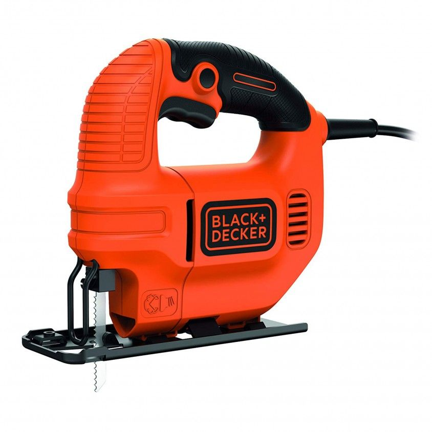 Serra de Recortes Black&Decker 400W KS501