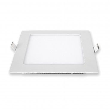 Downlight LED de Encastrar Quadrado 6W 6000K