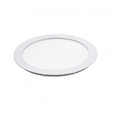 Downlight LED de Encastrar Redondo 12W 6000K
