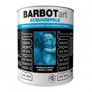 Hidrofugante Incolor Barbot Acquarepele 1L