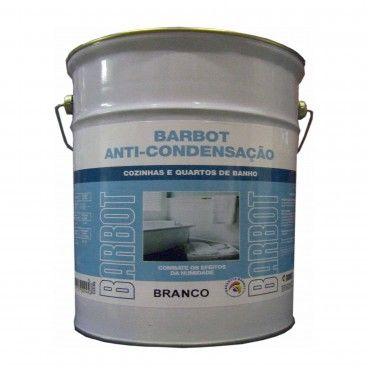 Tinta Anti-Condensação Barbot