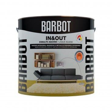 Esmalte Aquoso Acetinado Barbot In&Out