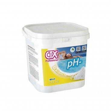 Minorador pH Granulado CTX-10 pH- 8kg