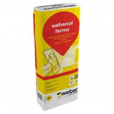 Weber Col Ferma 25kg