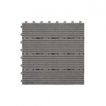Mosaico Deck Compósito 30x30x2.2cm