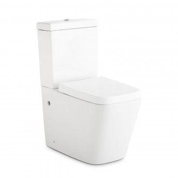 Sanita Compacta Torino com Tanque e Tampo Soft Close