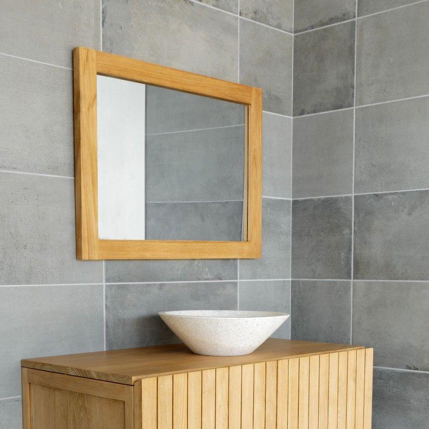 Espelho de Casa de Banho Flat