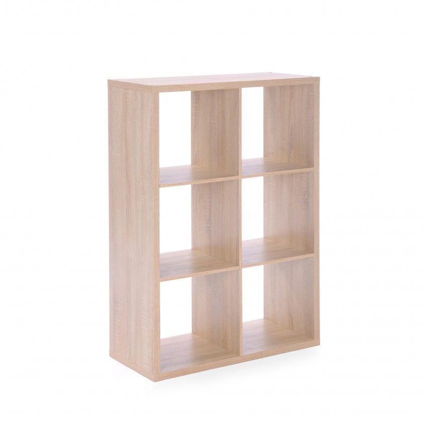 Estante Maxi 6 Cubos