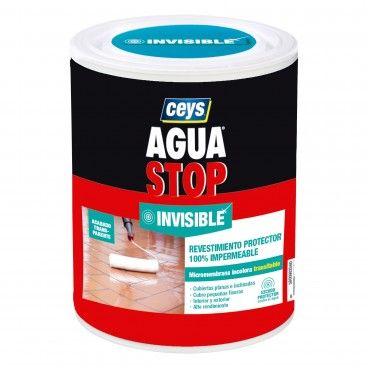 Impermeabilizante Ceys Aguastop Invisível 1L