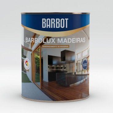 Verniz Barbolux Madeiras Brilhante