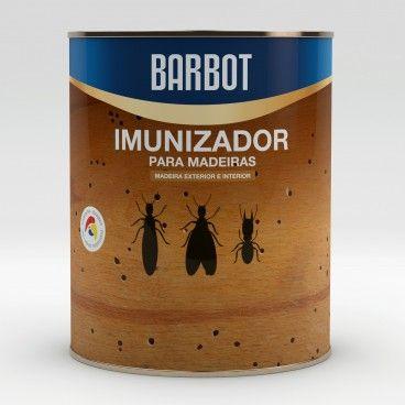Imunizador Para Madeiras Barbot
