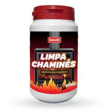 Limpa Chaminés Boião Grouht 500gr
