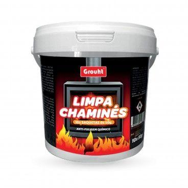 Limpa Chaminés Saquetas Grouht 50gr 10un