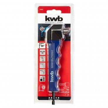 """Kwb Chave Fenda Angular 90º 1/4"""""""