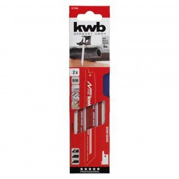 Kwb Lâmina para Serra de Sabre BIM Madeira/Metal 152mm 2un