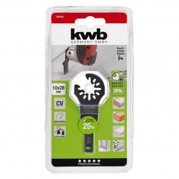 Kwb Lâmina para Serra Imersão Multiferramenta CV 10mm