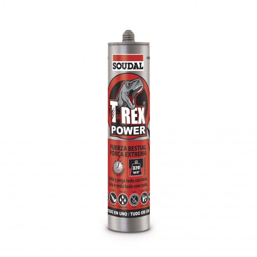 Cola e Veda Soudal T-Rex Power 290ml