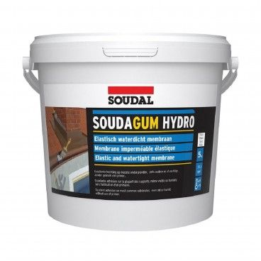 Impermeabilizante Soudagum Hydro 5Kg