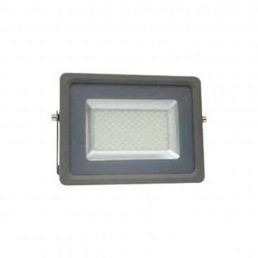Projetor Exterior LED Slim 50W 4200Lm 4200K