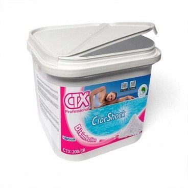Dicloro Granulado 55% CTX-200/GR ClorShock  5kg