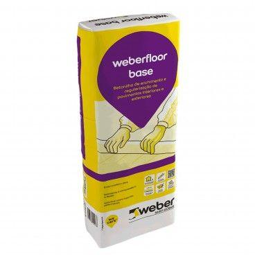 Weber Floor Base 25kg