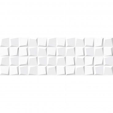 Revestimento Halcon Blanco Tera Brilho Retificado 30x90