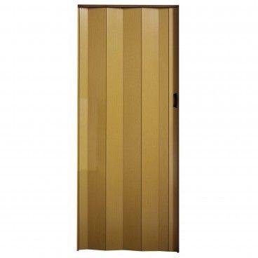 Porta de Fole PVC Una 205x84cm Faia