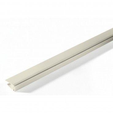 Perfil Extremidade PVC Algodão Bege