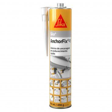 Bucha Química Sika Anchorfix-1 300ml