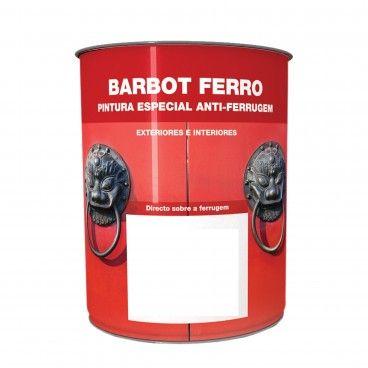 Tinta Barbot Ferro