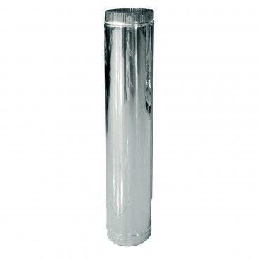 Tubo Rígido Inox 0.4mm 1m
