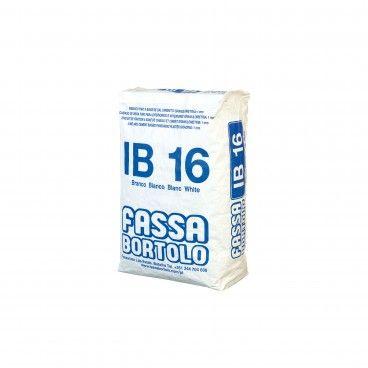 Fassa Bartolo IB 16 Massa de Acabamento 25kg