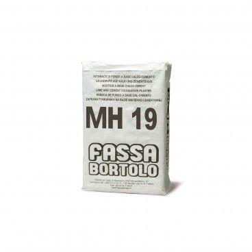 Fassa Bortolo MH 19 Reboco Hidrófugo 25kg