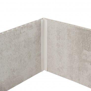 Perfil Angular PVC Branco