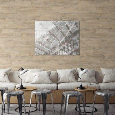 Revestimento PVC GX Wall+ Cargo Wood 120x17.2