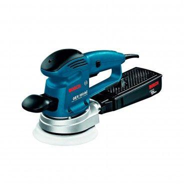 Bosch Lixadeira Excêntrica GEX 150 AC