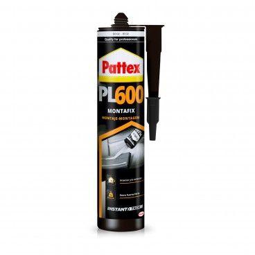 Prego Líquido Pattex PL600 Montafix 300ml